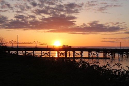 Astoria-Sunset