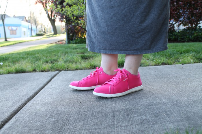 Reebok Skyscape Shoe Shot #Fitfluential via Running With Tongs