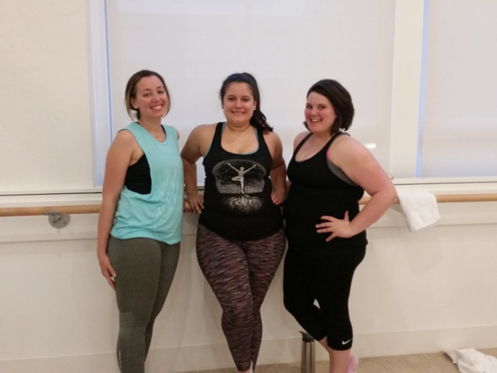 ClassPass Fitness Night Out | THE BAR METHOD