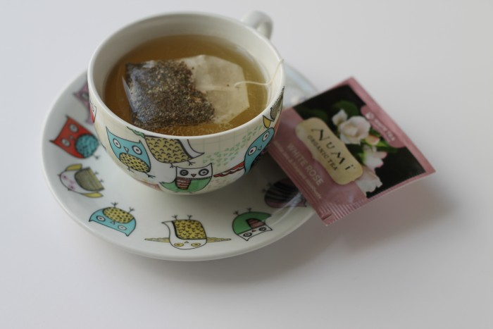 Numi - White Rose Tea