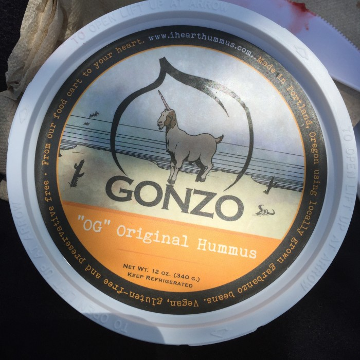 WIAW | Picnic At The Ladybug Park | Gonzo Hummus