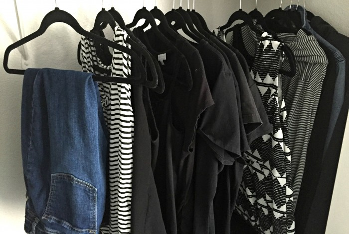 Konmari & My Un-intentional Capsule Wardrobe