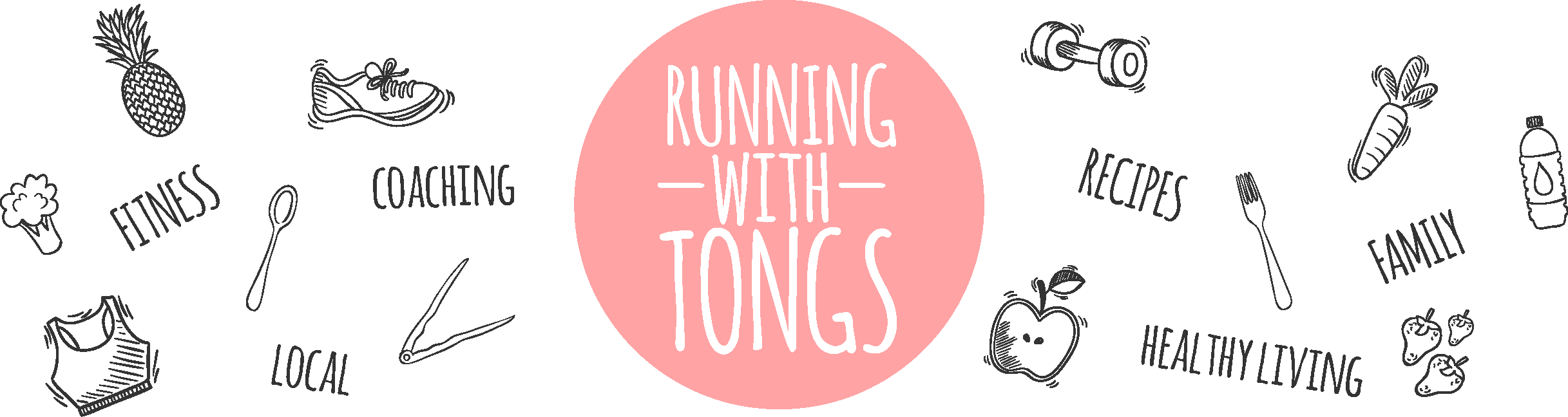 Running With Tongs